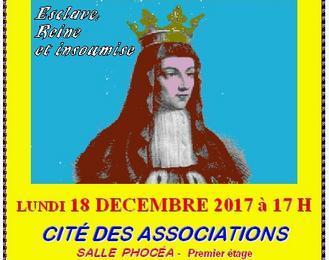 Claude Camous raconte : Madame Sainte Radegonde, esclave, reine et insoumise