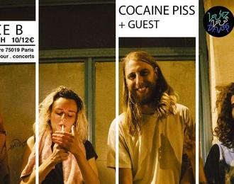 Cocaine Piss + Mss Frnce & Bracco