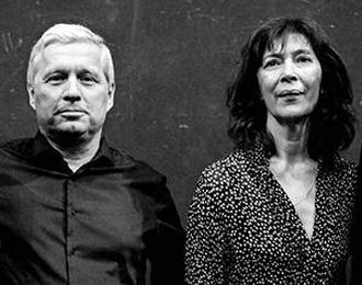 Colporteurs - Anne Alvaro et François Raulin