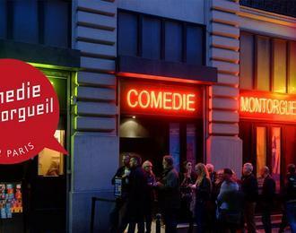 Comédie Montorgueil Paris 2ème