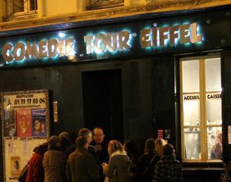 Comédie Tour Eiffel Paris 15ème