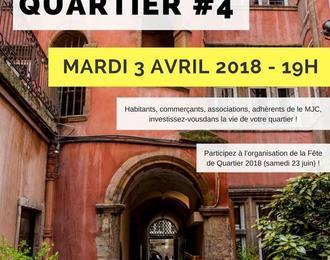 Commission #4 - Vie de Quartier (Vieux Lyon)