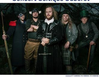 Concert Celtique Ouberet