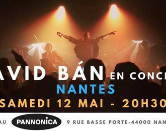 Concert David BAN
