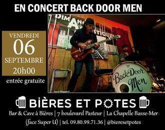 Concert des Back DoorMen