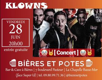 Concert des Klowns