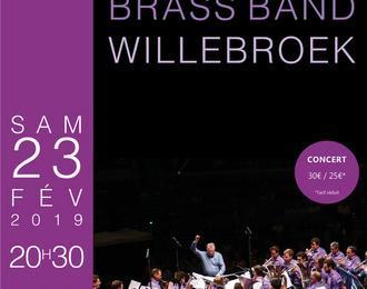 Concert du Brassband Willebroeck