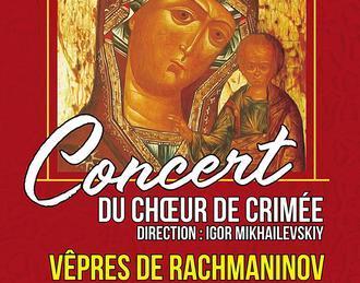 Concert Du ChŒur De Crimée