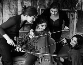 Concert du Quatuor Akillone / 19e Rencontres Musicales - musique et patrimoine en Scène et Marne
