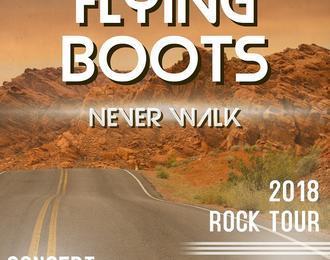 The Headbangers - Flying Boots