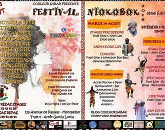 Concert Niokobok - Bou Bess