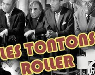 Concert Ô bar avec Les Tontons Roller