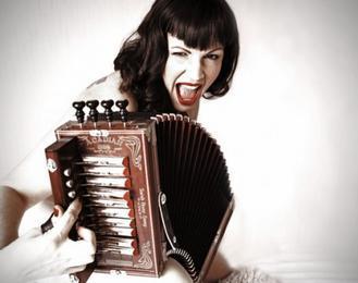 Concert Sarah Savoy - Festival L'Accordéon Plein Pot!