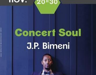 Concert Soul JP Bimeni