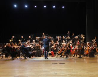 REPORTÉ : Concert symphonique : Sibelius /  Tchaïkovski