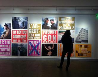 Confluences, lieu d'engagement artistique Paris 20ème