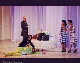 Cosi Fan Tutte - Opéra De Mozart