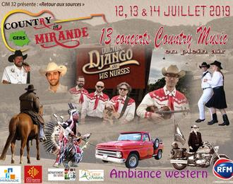 Country In Mirande 2019