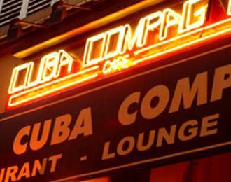 Cuba Compagnie Café Paris 11ème