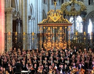 Mozart - Choeur Marc-Antoine Charpentier