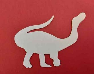 Dans la peau d'un dinosaure…