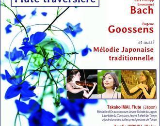 Debussy , Bach... et mélodies Japonaises Traditionnelles