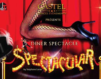 Dîner spectacle cabaret music-hall