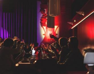 Dîner spectacle Music-Hall
