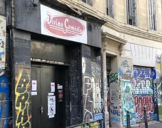 Divine Comedie Marseille