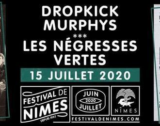 Dropkick Murphys Et Les Négresses Vertes