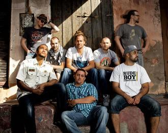 Dub Inc Saint Etienne