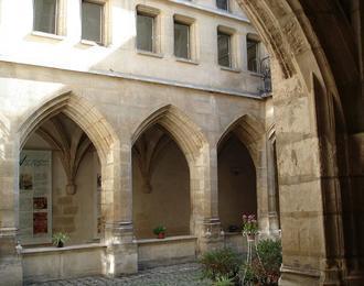 Eglise des billettes Paris 4ème