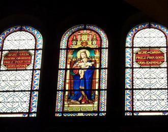 Eglise Saint Antoine Des Quinze Vingt Paris 12ème