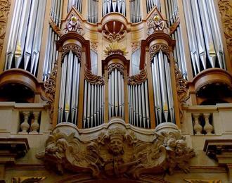 Église Saint Louis En L'ile Paris 4ème