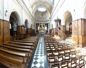 Église Sainte Elisabeth De Hongrie Paris 3ème