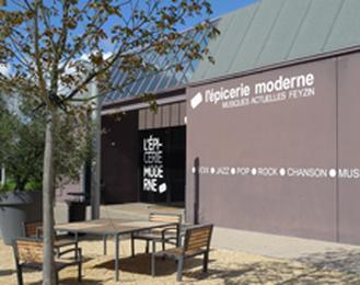 Épicerie moderne Feyzin