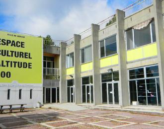 Espace Culturel Altitude 500 de Grasse