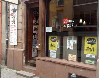 Espace K - Le Kafteur Strasbourg