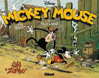 Exposition Mickey, Café Zombo