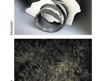 Exposition d'art contemporain : Muriel Moreau et Odile Frachet