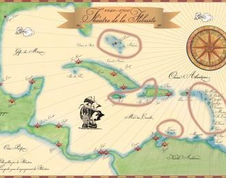 Exposition Pirates et Flibustiers