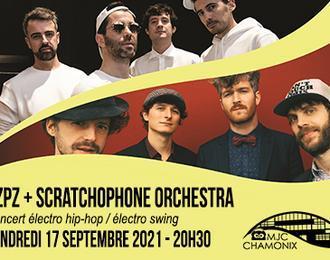 EZPZ et Scratchophone Orchestra - concert