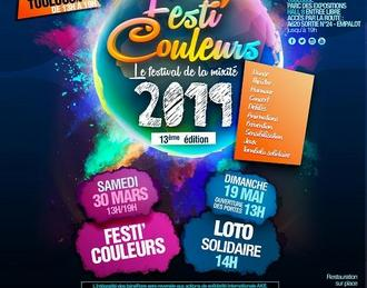 Festi'Couleurs - Festival de la mixité - Edition 2019