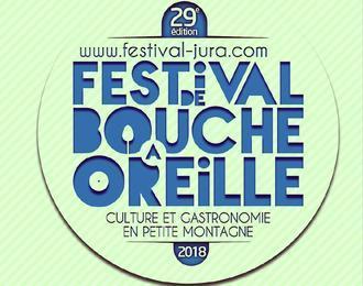 Festival de Bouche à Oreille 2018