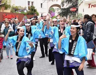 Festival Hanami à Sceaux 2020