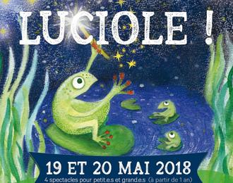 Festival 1, 2, 3... Luciole!