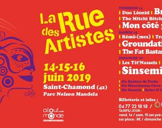 Festival La Rue Des Artistes 2019