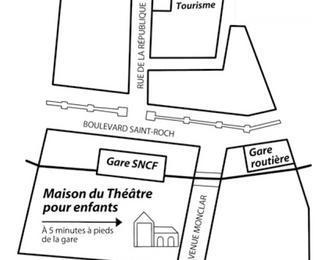 Festival Le Totem, Maison du théâtre pour enfants 2021