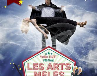 Festival les arts mêlés 2017 / 9ème édition