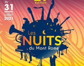 Festival les Nuits du Mont Rome